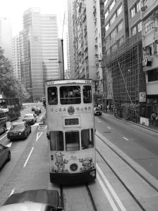 dowtown Hong Kong island