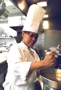 Cristeta Comerford, White House Chef