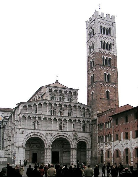 Lucca Italy (picture from Wikipedia)
