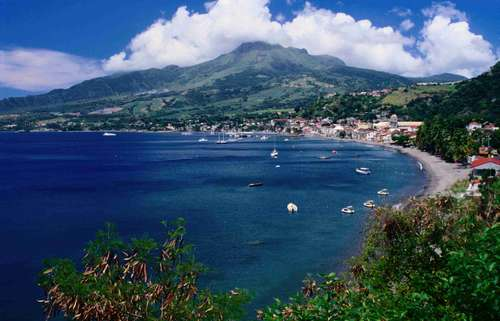 Martinique (photo from yeahthatskosher.com)