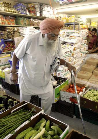 Indain Market