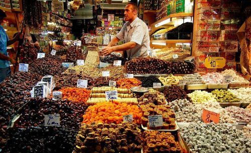 Spice Market of Istanbul