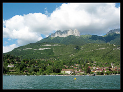 Lac d'Annecy (photo by piotr)