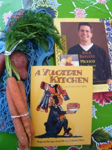 Mexican cookbooks