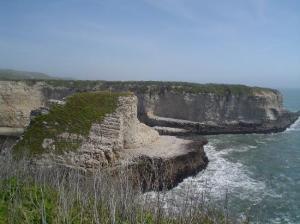 Santa Cruz Mnts with coastline (photo by tripit)