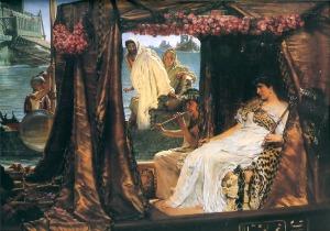 Anthony and Cleopatra (photo from wonderousbenefitsofaloe)