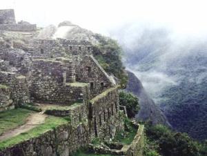 Machu Picchu (photo from STI-Travel.com)