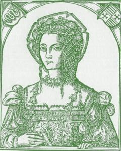 Princess Bona Maria Sforza (from www.polishnews.com)
