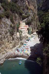 Furore (photo from italyweeklyrentals.com)