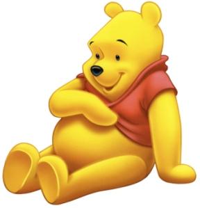 Winnie the Pooh (photo from nothaurora.lib.il.us)