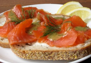 gravlax - photo from culinaryanthropologist.org
