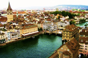 Zurich (photo from hotelclub.com)
